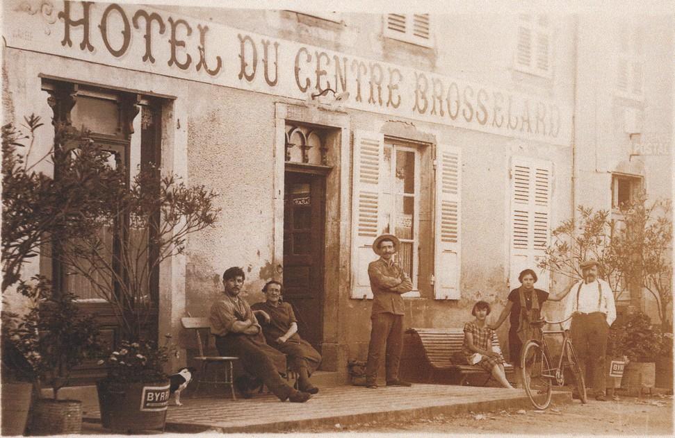 BT002-hôtel brosselard vers 1926