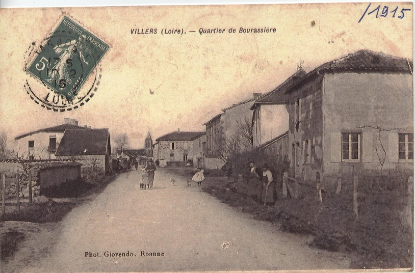DL027-la bourrassière 1915