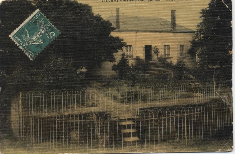 DL031-maison bourgeoise